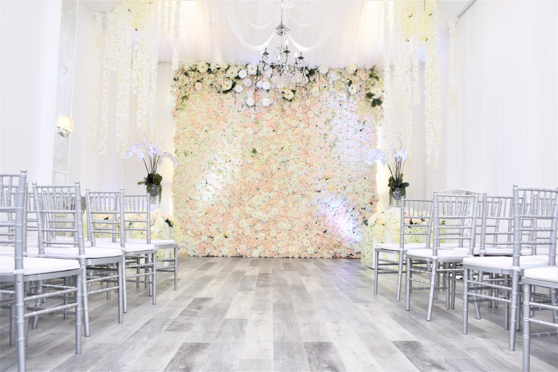 The South Bay Wedding Center & Wedding Chapel, Designer Inspired Wedding Chapel